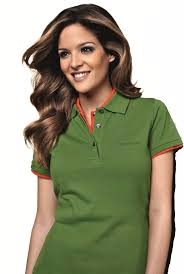 Women's polo shirt picture8